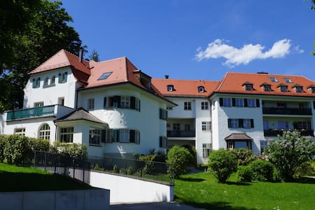 Luxury Living near S Bahn and Starnberger Lake - Schäftlarn - Apartemen