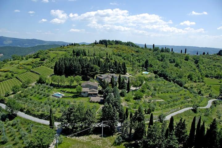 Agriturismo Montefili - La Cantina