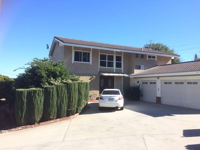 Zhang'home - Hacienda Heights - Huis