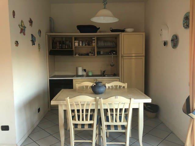 Appartamento lussuoso in Versilia fronte mare