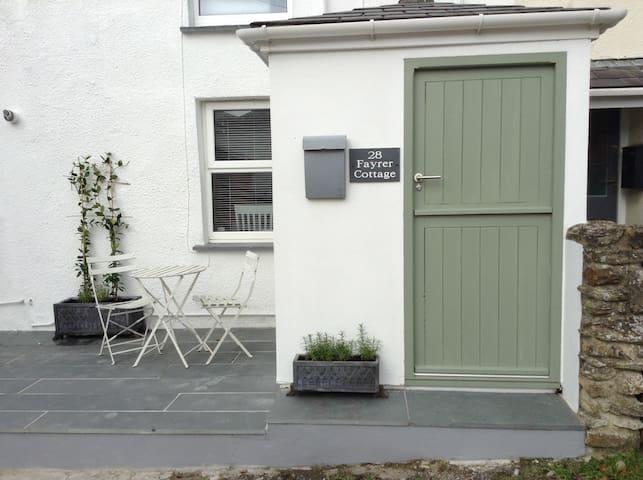 Wonderful  Cottage in Unique Coastal Village