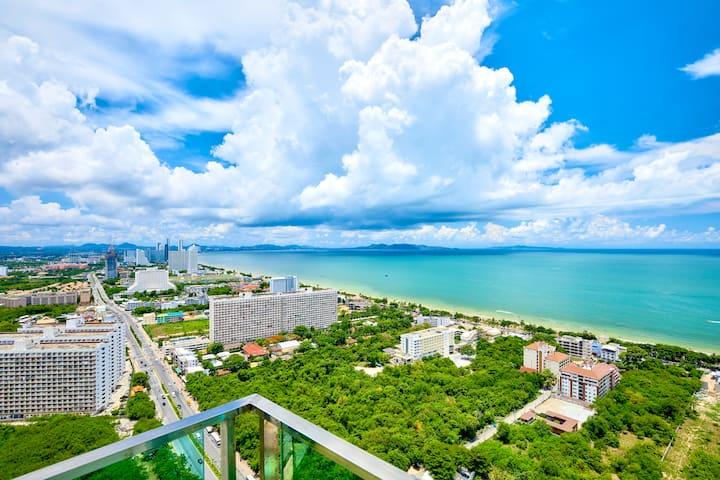 DUSIT TOWER-best sea view!!!