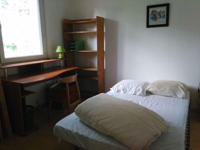 Chambre dans maison à Chaspinhac