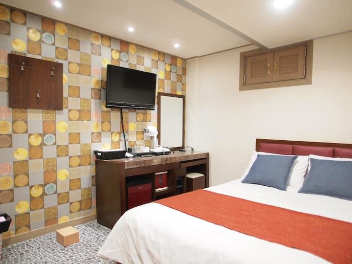 Hostel J Stay - Double room1