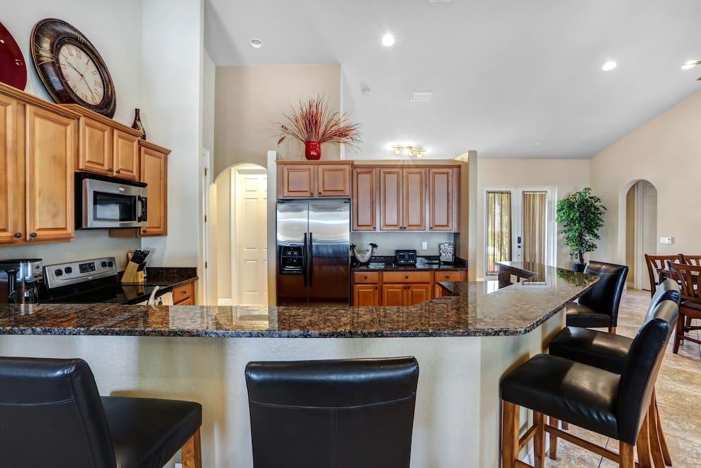 Villa Maxine - Kitchen