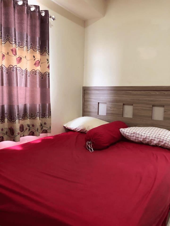2Bedroom at Anggun Properti Apartemen Bogor Valley