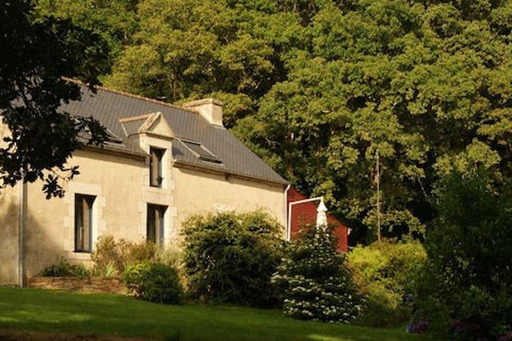 Les Hortensias - Plumelec - Casa