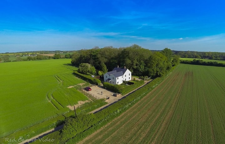 FABULOUS RURAL RETREAT IN NORTH NORFOLK