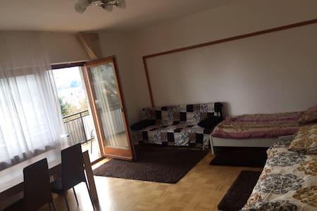 Ferienwohnung in Wertheim mit Burgblick - Wertheim - 公寓