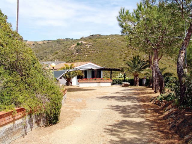 Holiday House Panorama for 8 persons in Capoliveri