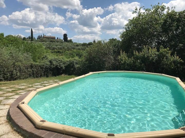 Il Borghetto Tuscan house