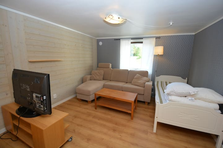 Vemdalen - Small apartment at forest's edge