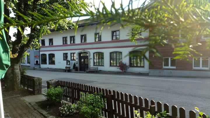 Urlaub im Passauer Oberland/ 3Bett-/Doppelzimmer