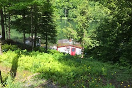 Relax on the lake, unplug in VT's piece of heaven!