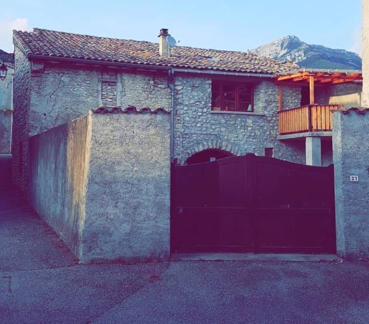 Maison Chamaloc centre du village
