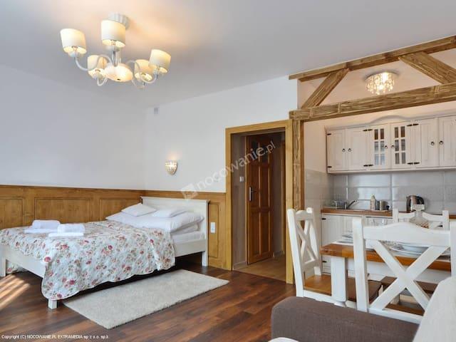 Apartament Brzozowy - Szczyrk - Departamento