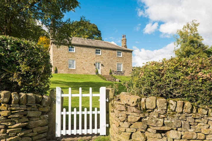 Stank House Farm, Bolton Abbey Estate | Yorkshire Dales National Park