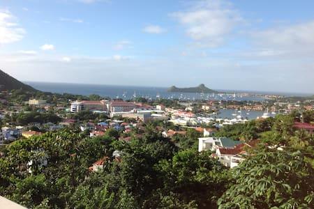 Hill Top View Villa - Rodney Bay
