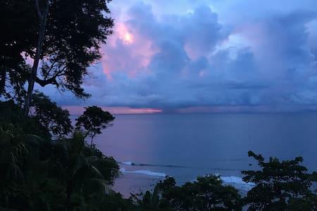 Fantástico vista al mar en Punta Leona