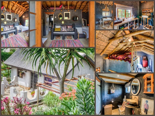 Onatah Cottage ( Made from the Earth) - Greyton - Earth House