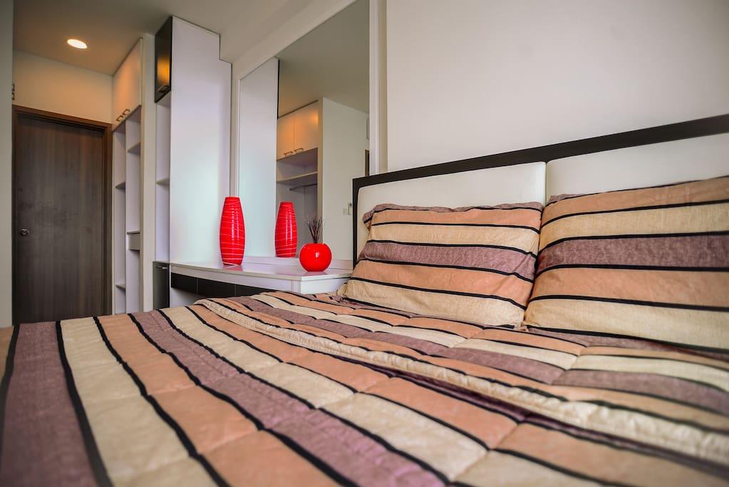 Brandnew Bedroom