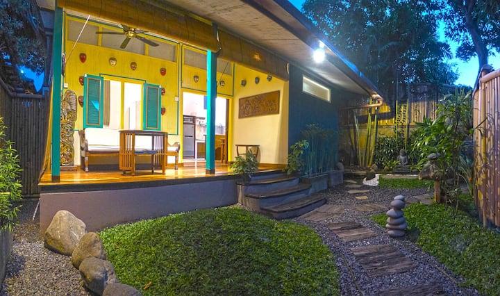 The Garden Studio.