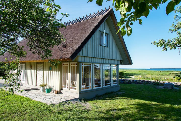 Hansi holiday house on Muhu island - Võlla - Ev