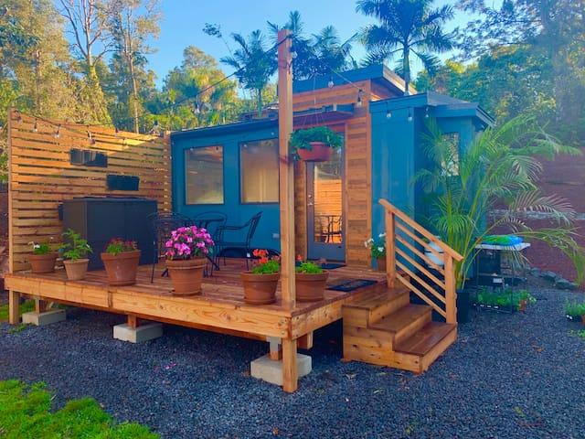 Big Island Tiny Village: Manini Unit