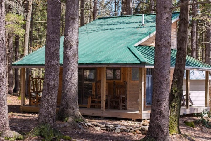 Evergreen Cabin on Deep Creek Lake