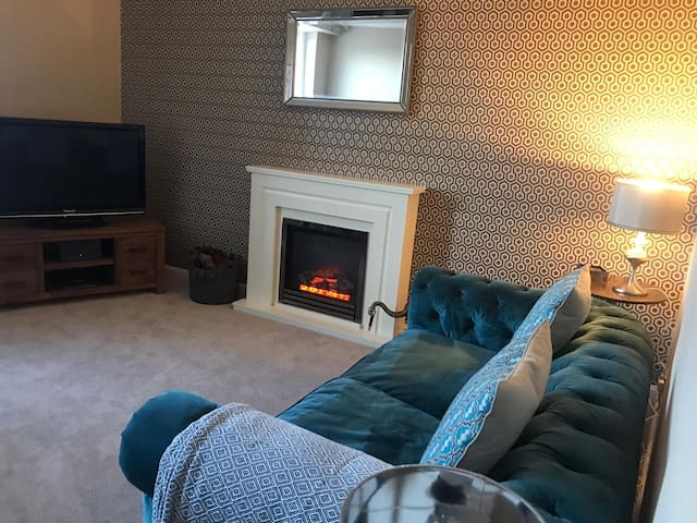Beautiful holiday flat in the centre of Alnwick