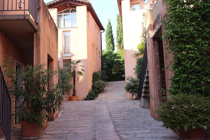 CASA  MONICA MIT POOL - Marciaga - Apartamento
