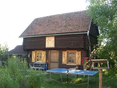 Converted Barn in Transylvania
