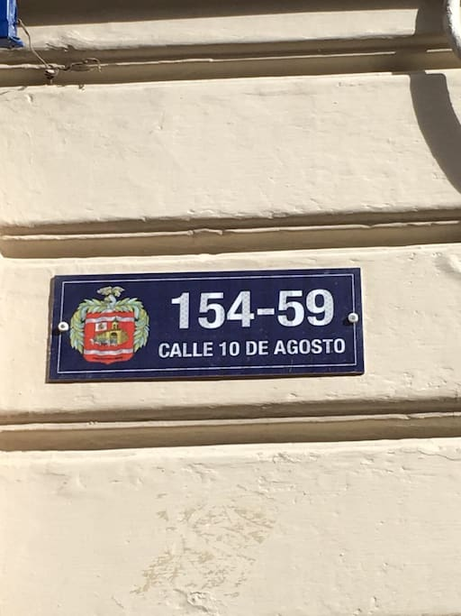 House number!