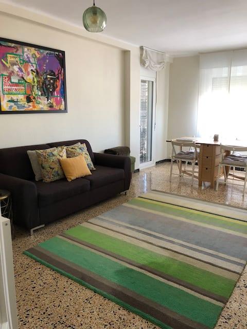Excelente habitación centro de Tarragona