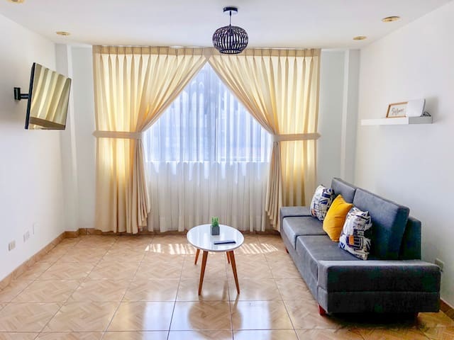 New apartment close to the airport