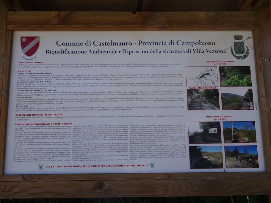 Commune de castelmauro