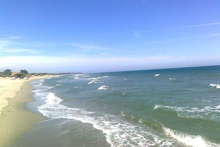 Joli T3 proche de la mer Casinca Castagniccia
