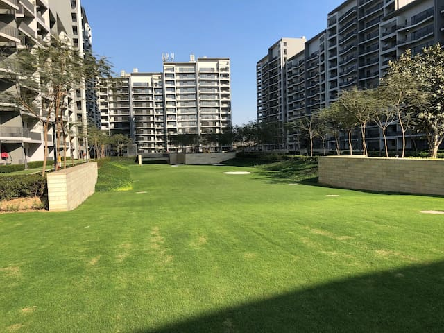 2BHK Apartment Golf Course Ext, IREO City Gurgaon
