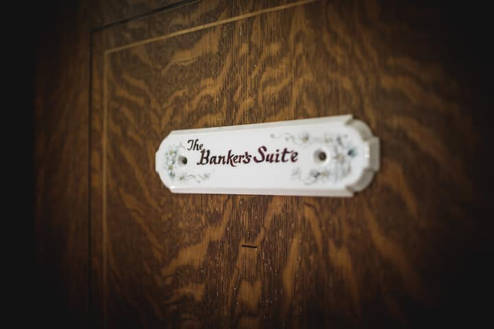 The Rogers House Inn B&B - Bankers Suite