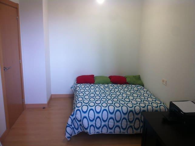 San Fermín Habitación matrimonial - Pamplona - Flat