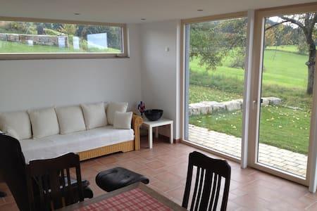 Ferienwohnung in Traumlage - Weiler-Simmerberg