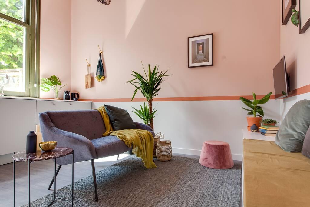 scheveningen beach apartment 2 wohnungen zur miete in den haag zuid holland niederlande. Black Bedroom Furniture Sets. Home Design Ideas