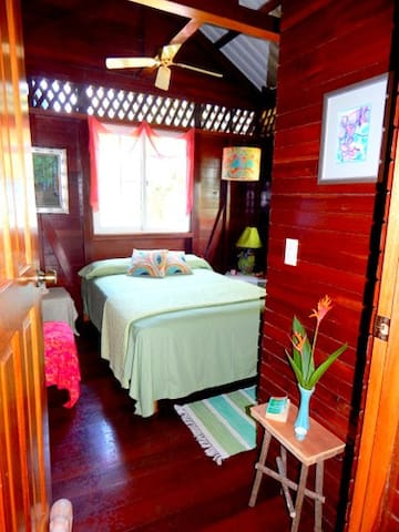 Luxurious private eco-property on Dolphin Island - Bocas del Toro Province - Casa