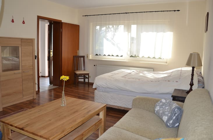Peaceful apartment next to the vineyards - Kernen im Remstal - Apartamento