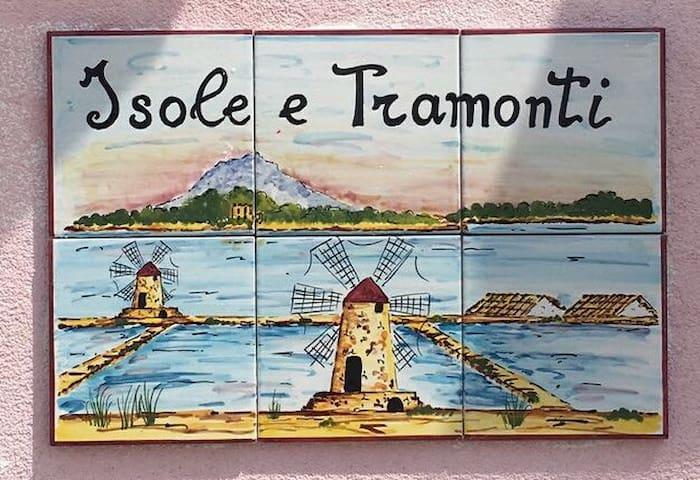 """Casa vacanze """"isole e tramonti"""""""