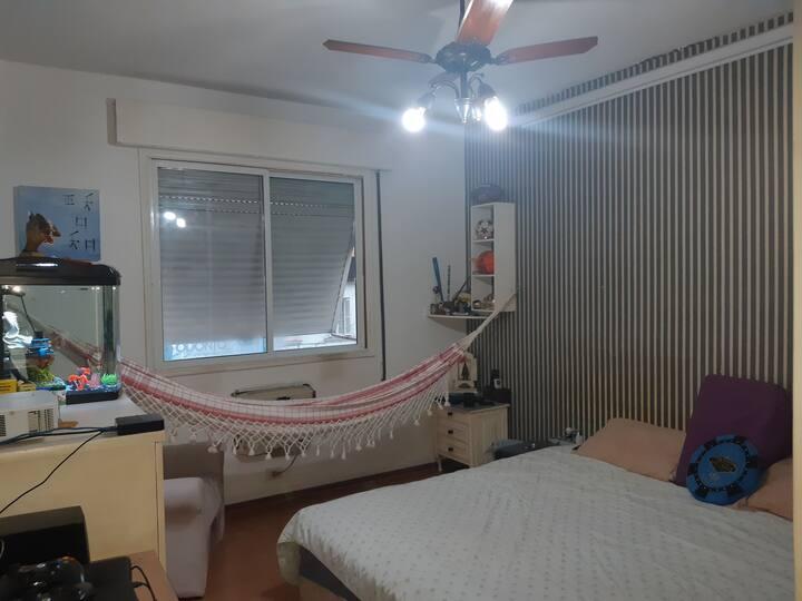 quarto em Santos/gonzaga melhor bairro de santos