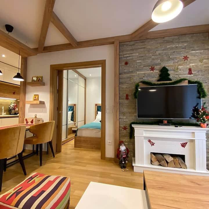 Luxury apartment in the heart of Zlatibor.