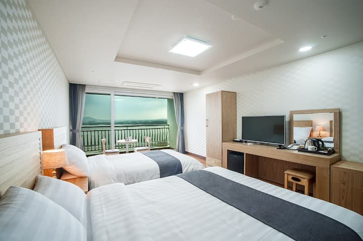breezebay / deluxe room(sea view)