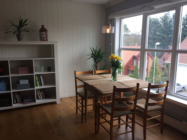 Beautiful apartment by the park - Sandnes - Appartement