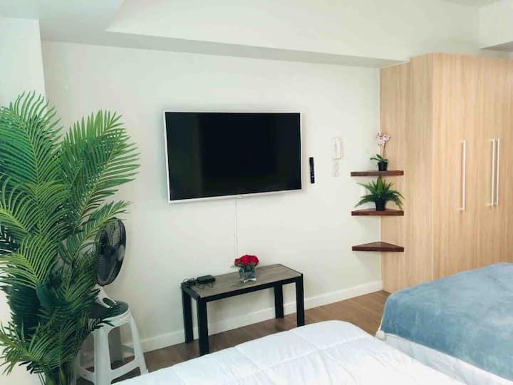Luxury 2 Bed Studio